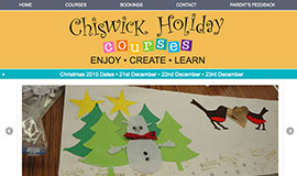 Chiswick Holiday Courses