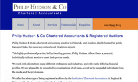 Philip Hudson Accountants Chiswick