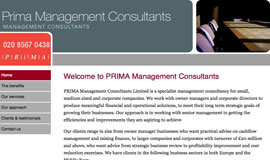 Prima Management Consultants