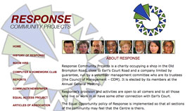 Response Community Projects