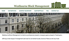 Westbourne Block Management