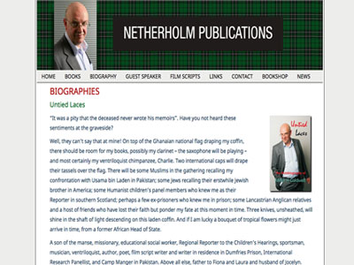 Netherholm Publications